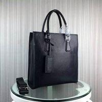 Vente en gros célèbre designer hommes en cuir véritable BRIEFASE Homme d'affaires réussie sacs de haute qualité ordinateur portable 70