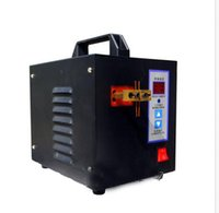 Wholesale ECO Hand Held Spot Welder Welding Machine for Mobile Phone Battery Pack HZ