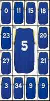 Wholesale Patrick McCaw Jersey Royal Blue New Arrival swingman Basketball Jerseys Sportswear Jersey S XL Mix order