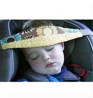 Wholesale Infants And Baby Head Support Pram Stroller Safety Seat Fastening Belt Adjustable Playpens Sleep Positioner