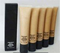 bar code box - 2016 makeup brand professional makeup ml STUDIO Foundation SCULPT SPF FOUNDATION FOND DE TEINT SPF with bar code on box and tube