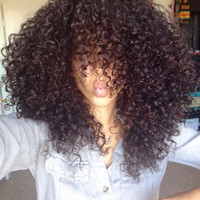 afro hair product - Rosa Queen Hair Products Bohemian Hair Afro Kinky Curly Weave Malaysian Brazilian Peruvian Human Hair Weave Bundles Curly Wave Hair