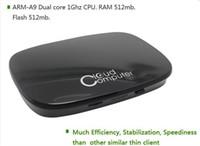 Wholesale Linux Mini PC Thin Client FL300 Cloud Terminal RDP Cortex A9 Dual Core Ghz Processor M RAM HDMI VGA