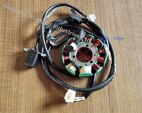 Wholesale 11 coil Magneto Stator for Motorcycle FMM Rebel CA250 CMX250 Barracuda Tank Vision Baja Phoenix Regal Raptor DD250
