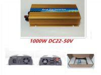 Wholesale 1000w SOLAR grid tie inverter DC20 v AC110v or v MPPT function POWER INVERTER