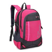 Wholesale L outdoor hiking mountaineering backpack shoulder bag men and women at the beginning of high school students in sports bag