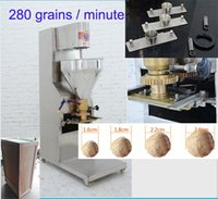 beef meatball - grains mins electric pork fish beef meatball rolling forming making machine in meat processing machine