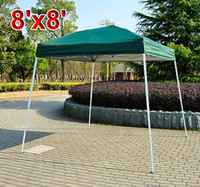 Wholesale 8x8 Pop Up Wedding Party Tent Folding Gazebo Sun Shade Canopy Outdoor Shelter