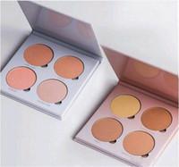 Wholesale Stock Models Glow Makeup Kit Face Blush Powder Blusher Cosmetic Blushes Bronzer Gleam That Glow Sun Dipped Sweet Moon Child Ultimate Glow
