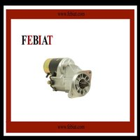 Wholesale FEBIAT GROUP STARTER PC200 S6D95 used for KOMATSU