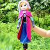 Cheap 10PCS LOT 40CM High quality The Movie Frozen Plush Princess Elsa and Anna Plush Dolls Great Toys For Children