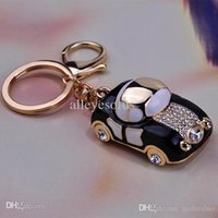 autoart cars - Car Esmaltes Enamel Corrente Kawaii Man Coche Carro Autoart Keychains Key Ring Holders Volant Bag Pendants Sport Kid chaveiros