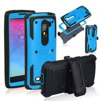 arrival defender - 2016 USA hot selling new arrival defender armor case for lg stylus ls775 combo case