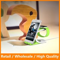 apple ipad watch - Apple Watch Stand Watch Stand Holder Charging Mount Smart Watch Stand Display for Smartwatch iPhone iPad Tablet Holder in Design