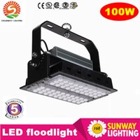 ac deals - New design outdoor lighting led flood light W SMD floodlight IP65 high bay light AC85 v years warranty exclusive dealing