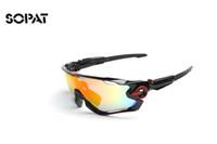 al por mayor polariza de gafas de sol-2015 a estrenar Jawbreaker caliente polarizaron los vidrios de sol 3pcs Los hombres de las mujeres de los sunglass de la lente se divierten los vidrios de las gafas de sol de la bicicleta 11 colores