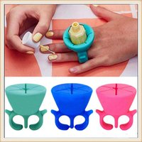Wholesale 2016 Hot Gelish Nail Polish Soak Off Nail Gel For Salon UV Gel Colors ml