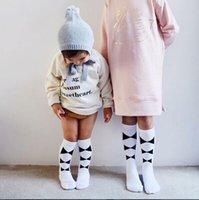 bb socks - Hug Me Baby Girls Winter Socks Childrens Socks for Kids Autumn Legging Bow Socks tights Tube Socks Dancing Floral stockings BB