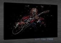 bb king pictures - Original US high tech HD Print Portrait Oil Painting Wall Decor Art on Canvas BB King x36