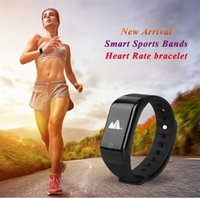 band measurement - New X7 Bluetooth Smart Wristband Smart Bracelet Band With Blood Pressure Heart Rate Measurement PK mi band TalkBand B2 id107