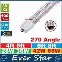 Cheap T8 4ft led tube Best 28W 36W 42W 65W SMD 2835 6ft led