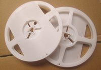 Wholesale MIX White plastic led reel inch mm mm MM MM MM