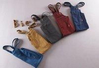 Wholesale Denim overalls burst quality cotton denim boy pants