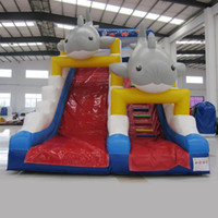 activity sets for kids - Outdoor play activities inflatable ocean slide commercial use inflatatble dry slide customized pvc inflatable slide for kids