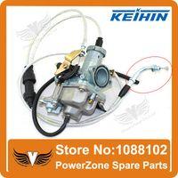 accelerate performance - Genuine KEIHIN mm Carburetor Accelerating Pump Racing Performance cc cc IRBIS TTR Carburetor Dual Throttle Cable