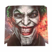 Cheap selling Joker 250 PS4 Skin PS4 Sticker Vinly Skin Sticker for Sony PS4 PlayStation 4 and 2 controller skins PS4 Stickers