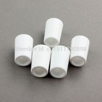 Wholesale White Taper Tip Golf Iron Ferrules OD ID For Steel Shaft