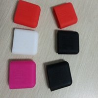 Wholesale OEM Design silicone rubber finger cots silicone finger covers silicone nail cases