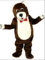 bear factory clothes - Sale Fancy New Professional Factory Cute High quality Catoon Clothing Role playing Mascot Teddy Bear Mascot Costume Mascots Costume