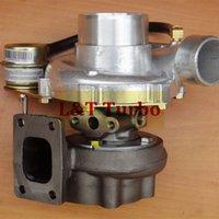Wholesale GT28 GT2870 compressor housing AR turbine a r T25 flange SX S13 CA18DE water cooled bolt Turbocharger turbo
