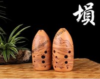 Wholesale 10 holes Professional XUN Chinese traditional amazing instrument with clam sound BASS G Key