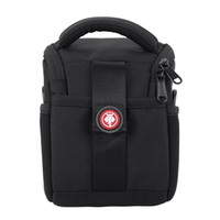 Wholesale Hot Sale DSLR SLR Water resistant Nylon Compact System Camera Bag Case with Shoulder Belt Strap for Canon Sony Samsung Panasonic