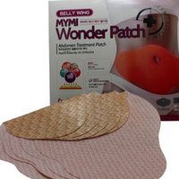 Wholesale 2016 New Wonder patch MYMI Wonder slim patch slimming belly Patches Gel Belly patch Loss Weight Products Waist Slim Patches