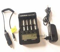 Wholesale liitokala lii lcd v for cargador de batery con la pantalla