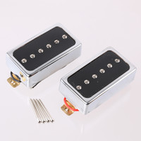 Wholesale Chrome Neck And Bridge Humbucker Pickups Single Coil for Electric Guitar Part