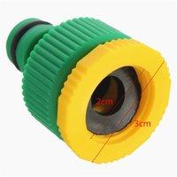 Wholesale 3 inch Garden Watering Accessories Quick Tap Pipe Water Hose Connector Garden Internal screw