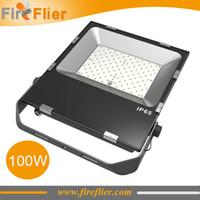 Wholesale w Led flood light W projecteur led spotlight w outdoor parking lamp waterproof square lighting led W