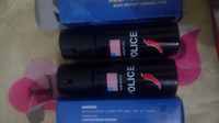 Wholesale 2pcs FREESHIP SELF DEFENSE TEAR GAS PEPPER SPRAY