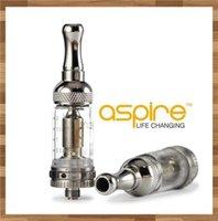Cheap 1PC Aspire mini nautilus vapor 2ml aspire mini nautilus atomizer airflow adjustable aspire mini nautilus kit