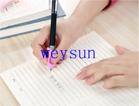 Wholesale Baby Children Students Stationery Pencil Holding Practise Device For Correcting Pen Holder Postures Grip