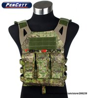 Wholesale Rasputin Item Navy Jump Plate Carrier Pencott Greenzone JPC Plate Carrier Vest SKU12050804