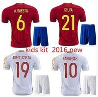 best sportswear brands - hot selling SPAiN kids soccer tracksuit Survetement football training pants Sportswear best quality jersey xxs xs s