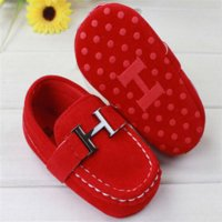 Wholesale New Infant Toddler Newborn Baby Shoes Unisex Kids Classic Sports Sneakers Soft Bottom Anti slip shoes