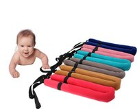Wholesale Baby Walking Learning U Harness Walking Belt Assistant Adjustable Strap Child Safety Harness Baby Leash Cotton Vest T7044