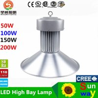 ac airport - 50W W W W LED High Bay Industrial LED Light lm V AC CE RoHS Approved led lamp bulb floodlight lighting downlight