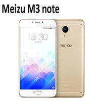 Original MEIZU M3 Nota 4G LTE de 5,5 pulgadas Full HD de 13 megapíxeles PDAF M-Touch 2.1 Batería 4100 mAh Helio Smartphone P10
